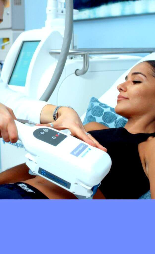 Coolsculpting & Fat Freezing Fat Reduction - Rated #1 in Los