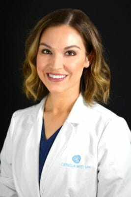 Nurse Practitioner Laura in our Santa Monica location