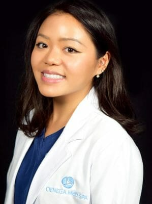 Nurse Practitioner Samantha in our West Hollywood location