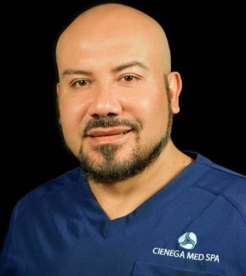 Tim, our West Hollywood esthetician