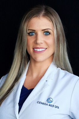 Ashley, our Nurse Practitioner-Santa Monica Location